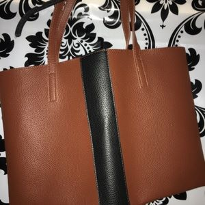 Vince Camino Leather tote
